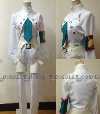 Clear Costume from Dramatical Murder