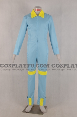 Clemont Cosplay from Pokemon