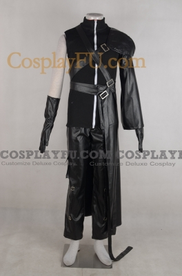 Cloud Cosplay from Final Fantasy