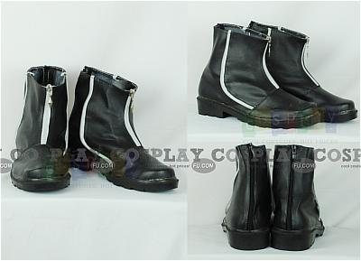 Cloud Cosplay Shoes from Final Fantasy