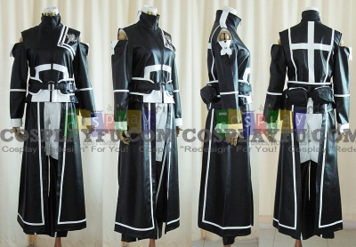 Cloud Nyne Cosplay from D Gray Man