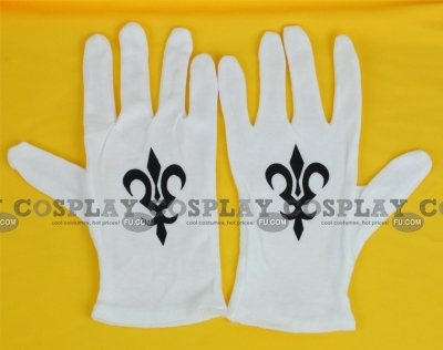 Code Geass Accessories (Lelouch Gloves) from Code Geass