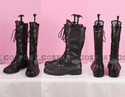 Colonnello Shoes (D125) from Katekyo Hitman Reborn