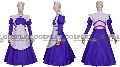 Cosette Cosplay from Dragonar Academy
