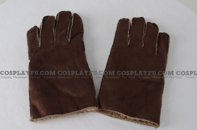 Cosplay Gloves (Matryoshka) from Vocaloid