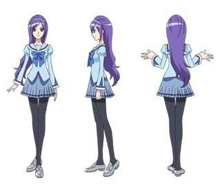 Cure Berry Cosplay (Uniform) from Fresh Pretty Cure