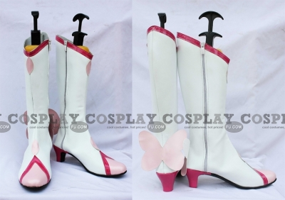 Cure Blossom Shoes (844) from HeartCatch PreCure