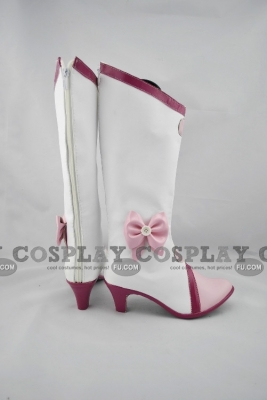 Cure Blossom Shoes (B313) from HeartCatch PreCure