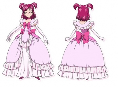 Cure Dream Costume from Yes PreCure 5