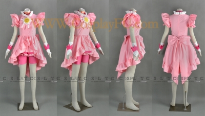 Cure Happy Costume from Smile Precure