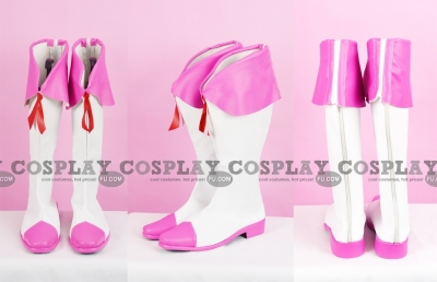 Cure Happy Shoes from Smile PreCure