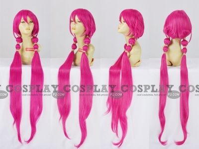 Cure Happy Wig from Smile PreCure