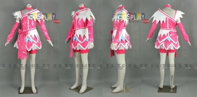 Cure Heart Cosplay from Doki Doki! Precure
