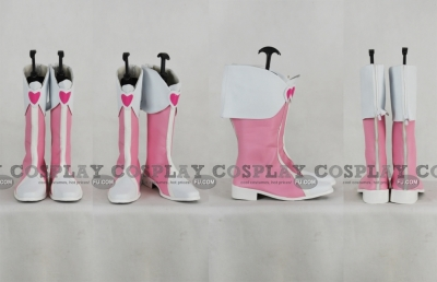 Cure Heart Shoes (1747) from Doki Doki! Precure