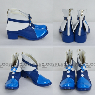 Cure Marine Shoes (C318) from HeartCatch PreCure