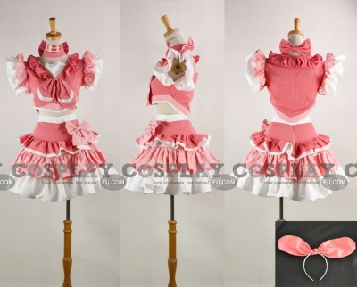 Cure Melody Cosplay from Suite PreCure