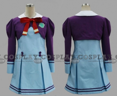 Cure Mint Cosplay (Uniform) from Yes PreCure 5