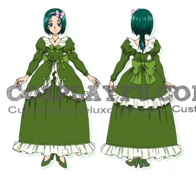 Cure Mint Costume from Yes PreCure 5