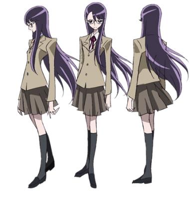 Cure Moonlight Cosplay (Uniform) from HeartCatch PreCure