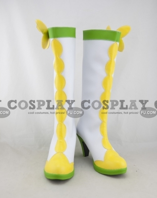 Cure Rosetta Shoes (C678) from Doki Doki! Precure
