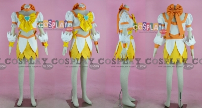 Cure Sunshine Cosplay from HeartCatch PreCure