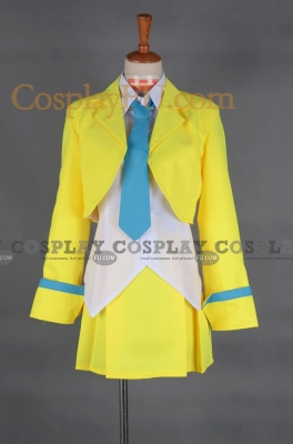 Cykes Cosplay from Ace Attorney