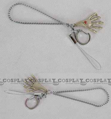 D Gray Man Accessories (Talon Key Ring) from D Gray Man