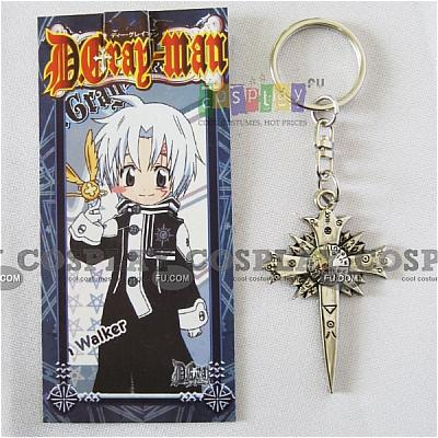 D.Gray-Man Cross Key Ring from D.Gray Man