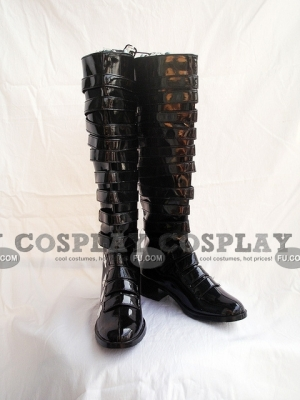 Daemon Shoes (B166) from Katekyo Hitman Reborn