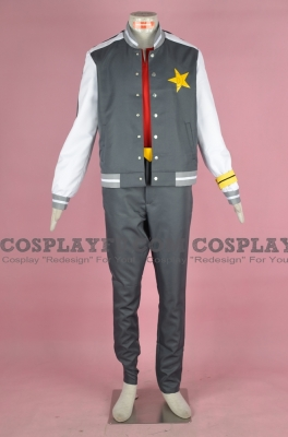 Dandy Cosplay from Space Dandy