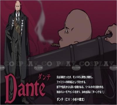 Dante Cosplay from La storia della Arcana Famiglia