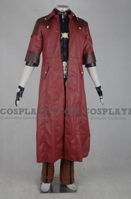 Dante Costume from Devil May Cry 4