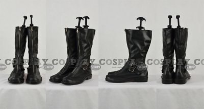 Dante Shoes (D078) from Devil May Cry