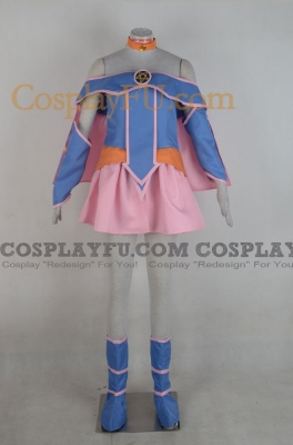 Dark Magician Girl Cosplay (2nd) from Yu Gi Oh