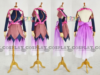 Dark Magician Girl Cosplay (Black) from Yu Gi Oh