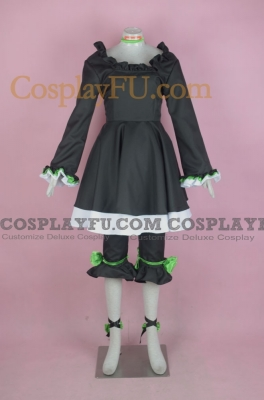 Dead Master Costume from Black Rock Shooter
