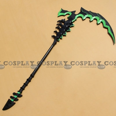 Dead Master Staff from Black Rock Shooter