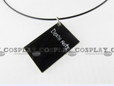 Death Note Necklace (02)