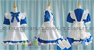 Dejiko Cosplay from Di Gi Charat