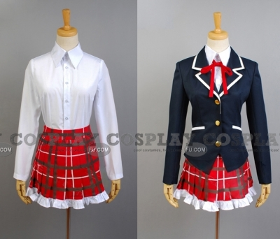 Dekomori Cosplay from Love Chunibyo and Other Delusions