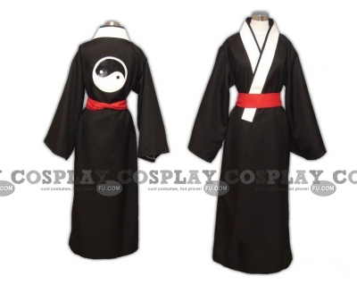 Demon Eyes Kyo Cosplay from Samurai Deeper Kyo