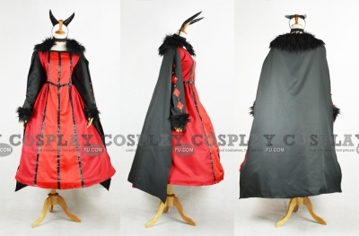 Demon King Cosplay from Maoyu