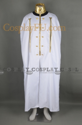 Dio Eraclea Cosplay (Jumpsuit) from Last Exile
