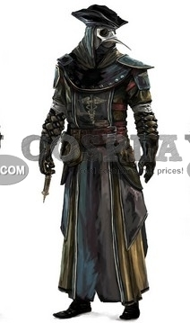 Doctor Costume from Assassins Creed
