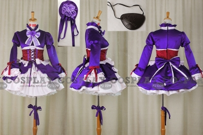 Dokuro Cosplay (Purple) from Katekyo Hitman Reborn
