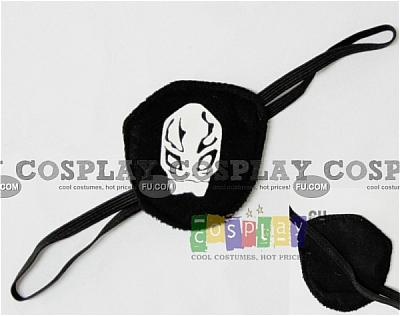 Dokuro Kuromu Eyepatch from Katekyo Hitman Reborn!