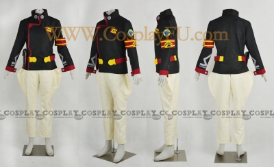 Dominic Cosplay from Eureka Seven