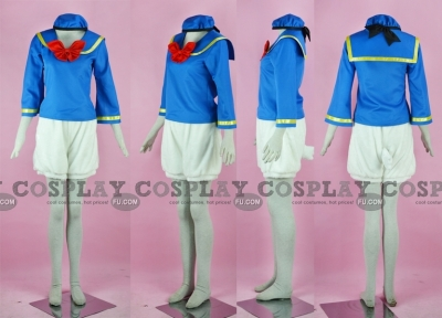Donald Duck Costume from Mikey Mouse