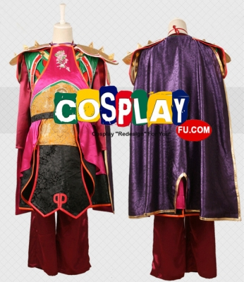 Dong Zhuo Cosplay from Dynasty Warriors