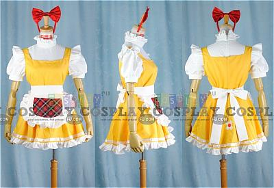 Dorami Cosplay (Lolita) from Doraemon